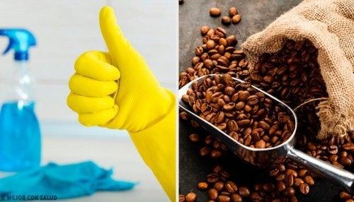 Aprendendo a limpar a cafeteira com vinagre