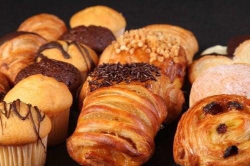 Alimentos com gorduras gtrans