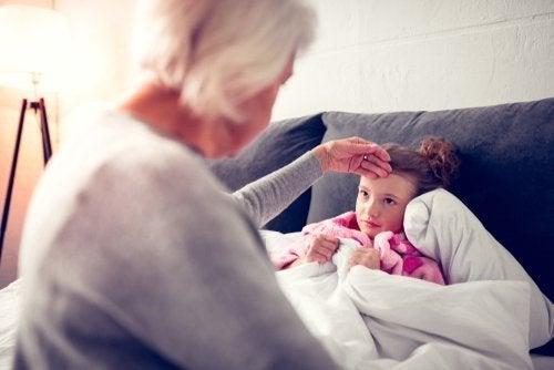 Rinofaringite em crianças: tudo sobre a doença