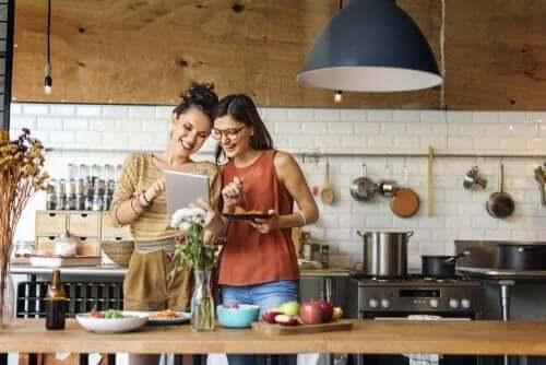 Como decorar uma cozinha aconchegante e com estilo