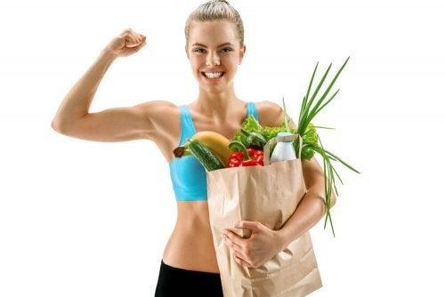Consuma bastantes verduras