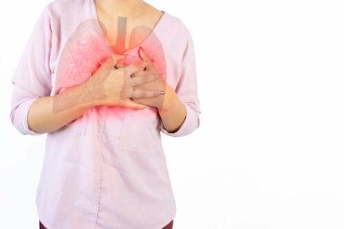 Em que consiste o edema pulmonar?