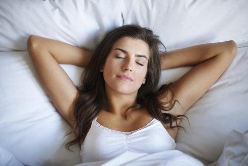 O sono e o cuidado da beleza