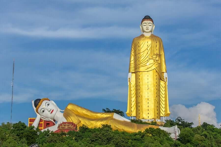 estátuas mais altas do mundo