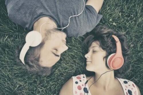 Meu parceiro e eu temos gostos musicais diferentes
