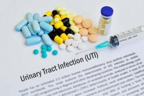 Antibióticos para as infecções urinárias