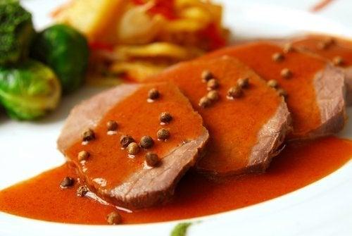 Receitas requintadas de molhos para carnes