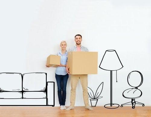 Como motivar meu namorado a morar juntos?