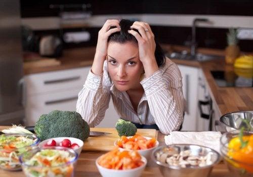 Se quebrar a dieta não deixe de comer