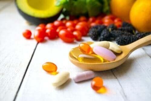 O que são vitaminas hidrossolúveis?