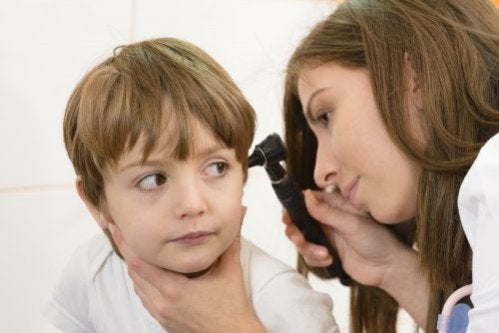 Dor de ouvido nas crianças