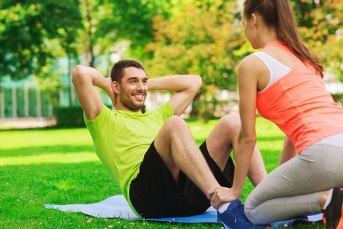 Para ganhar músculo treine diariamente