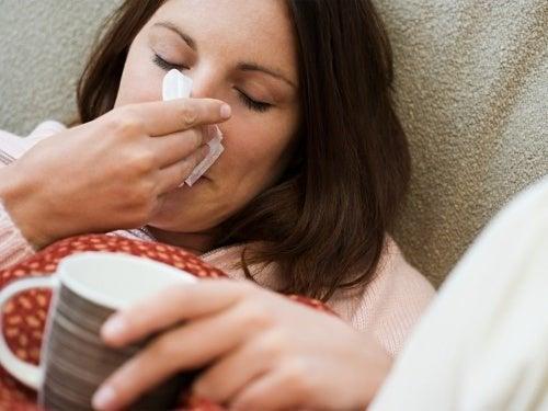 Receita medicinal com anis para tratar resfriados