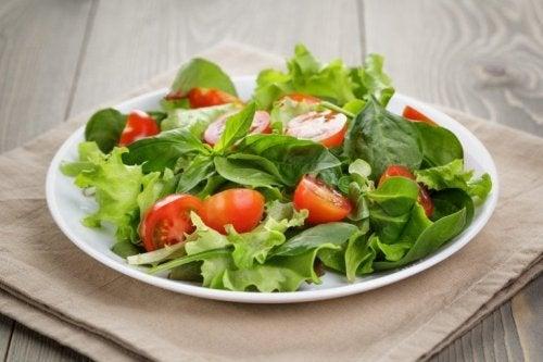 Salada anticelulite