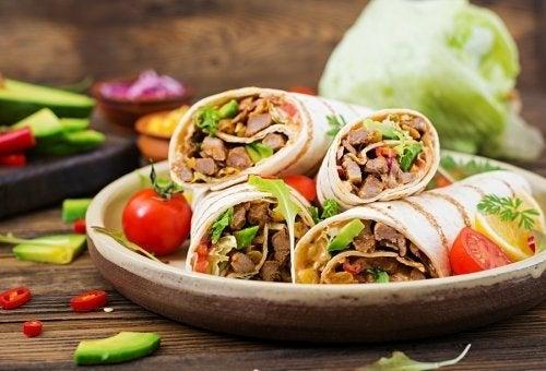 2 formas de preparar tacos veganos deliciosos