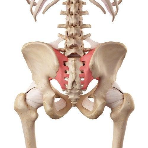 Hipermobilidade da articulação sacroilíaca