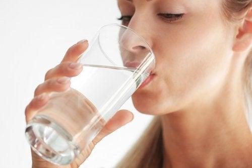 A hidratação da pele é fundamental