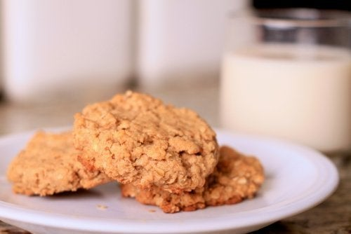 Cookies de manteiga de amendoim: saudáveis e leves
