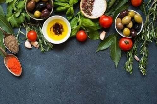 10 alimentos da dieta mediterrânea para conhecer