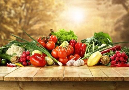 Os vegetais precisam fazer parte de uma dieta saudável para o coração