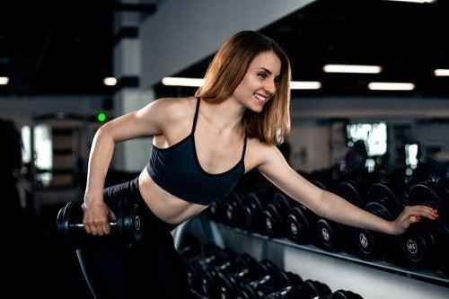 Exercícios para fortalecer o tríceps