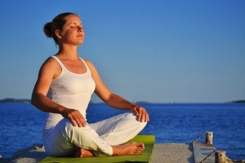 A ioga ajuda a respirar melhor