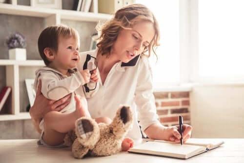 6 dicas para conciliar trabalho com maternidade