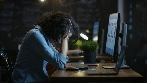 O estresse interfere no sucesso