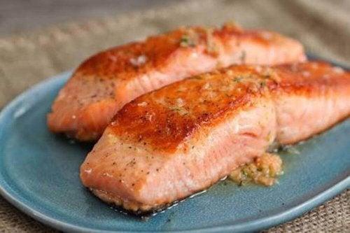 Peixe è um alimento saudável