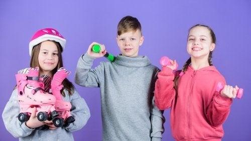 Atividades extracurriculares para pré-adolescentes