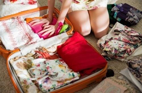 Como preparar a mala para a lua de mel