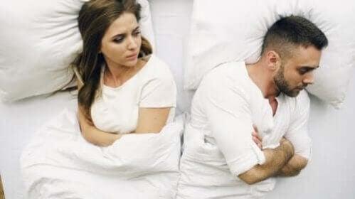Principais problemas de cada casal