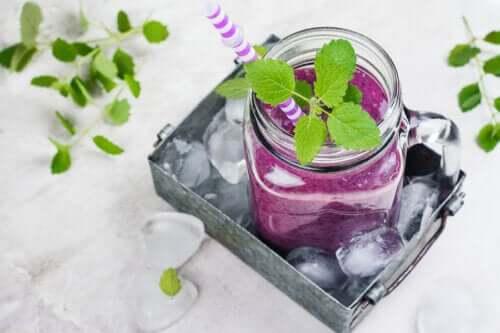 Remédio de berinjela e pepino para reduzir os triglicerídeos