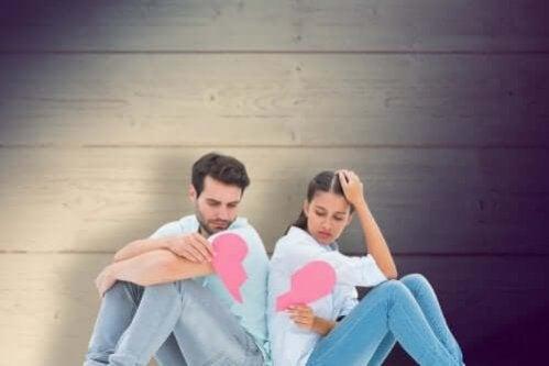 Qual a melhor forma de terminar com o parceiro?