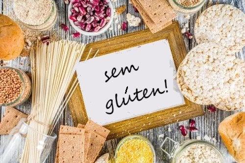 Dieta pegan e alimentos sem glúten