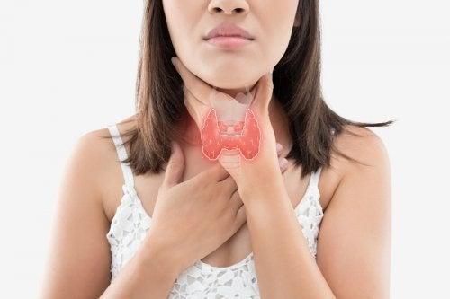 Alimentação para cuidar da glândula tireoide
