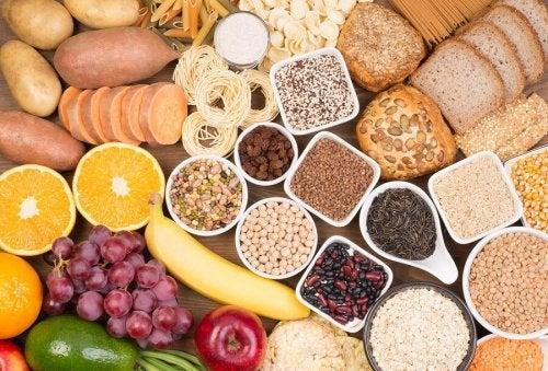 O índice glicêmico não equivale à quantidade de carboidratos contida em um alimento.