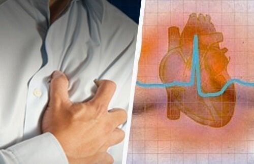 Sintomas de angina de peito