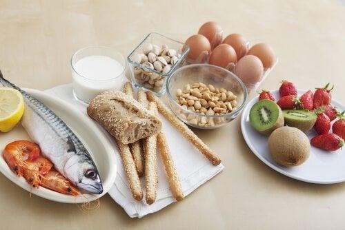 Alimentos com biotina