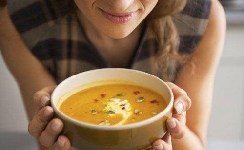 Espessura à sopa