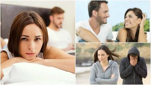 Diferenças entre amor saudável e tóxico