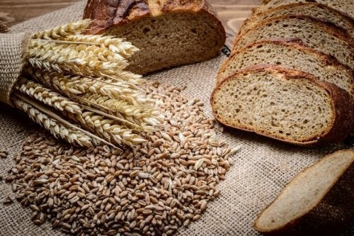 Esse pão caseiro é fácil de preparar e pode ser utilizado em praticamente qualquer refeição.
