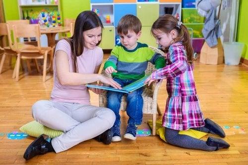 Os pais e a escolaridade dos filhos