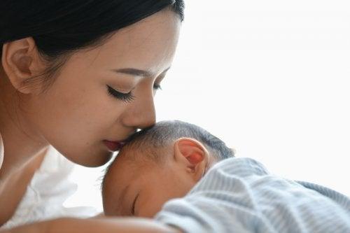 O desenvolvimento emocional dos recém-nascidos