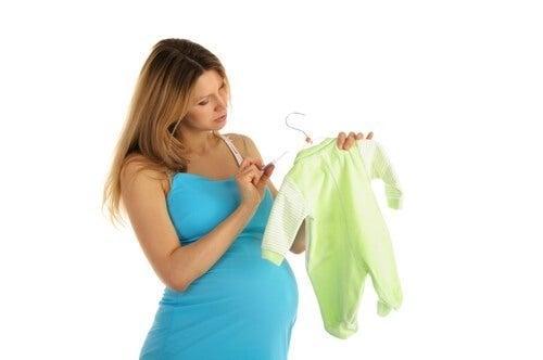 Roupinha para bebê