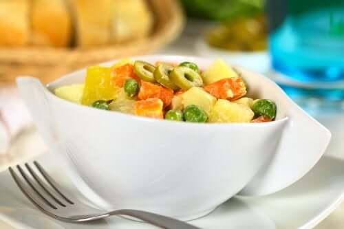 Como saber qual salada é melhor conforme o prato?