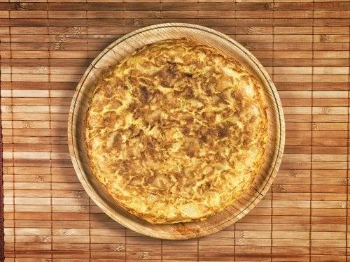 Como fazer a tortilha de batatas perfeita