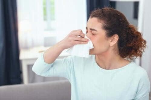 Você tem congestão nasal? Diga adeus com estes 7 remédios com plantas