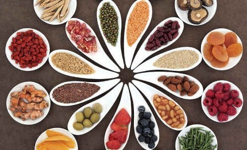 Alimentos da dieta macrobiótica