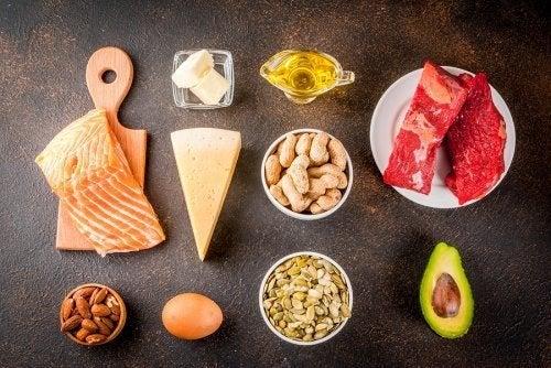 8 alimentos com mais quantidade de gordura